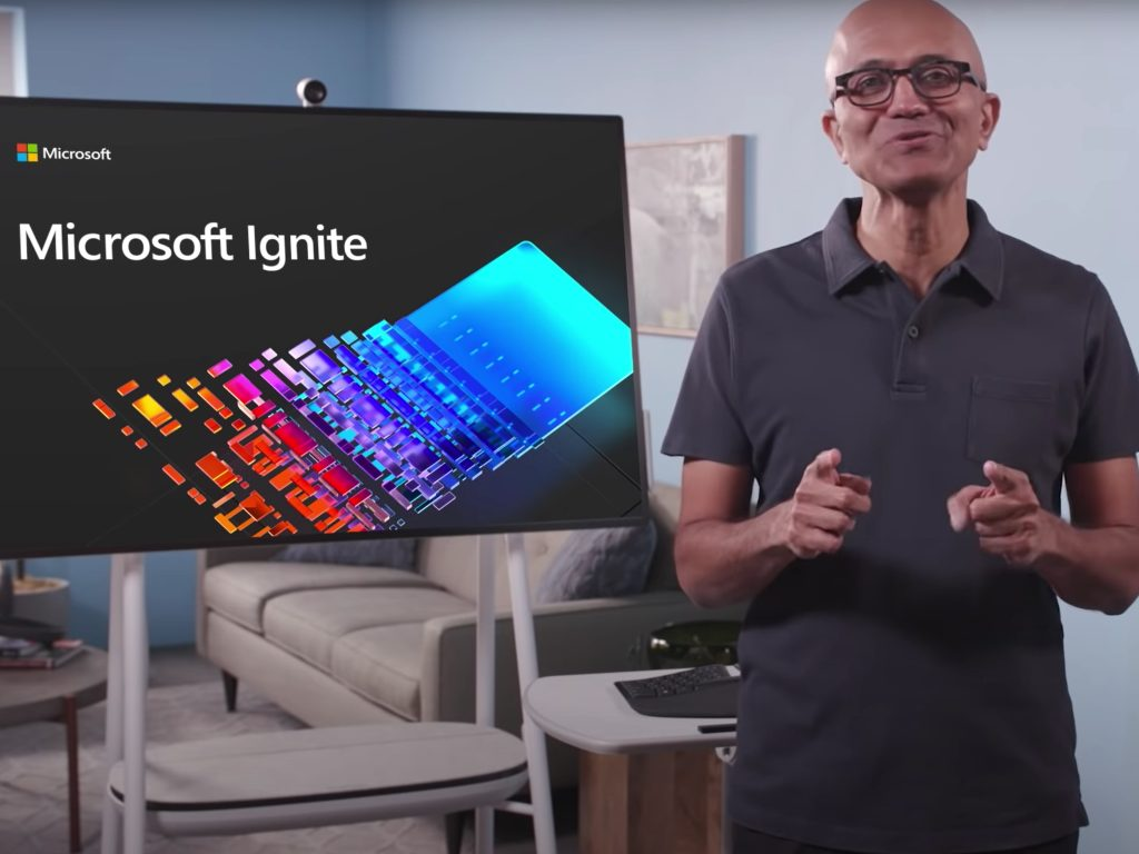 ignite azure
