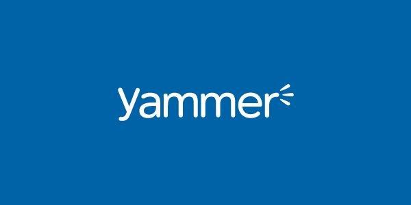 Yammer AAD verificatie nodig