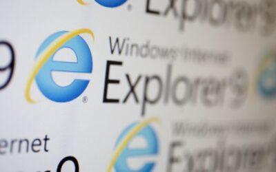 15 juni 2022 stopt Microsoft met ondersteuning Internet Explorer