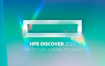 Gratis aanmelden voor HPE discover 2021 via Lemontree